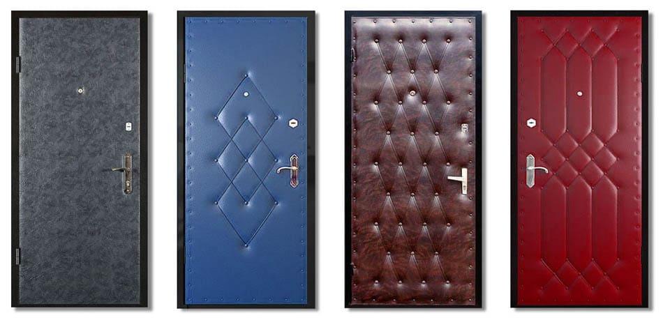 Как сделать обивку двери